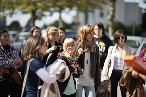 Bouger avec l'université de Bourgogne